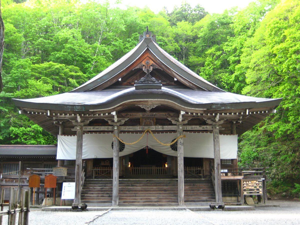 戸隠神社   戸隠観光協会公式ホームページ 観光・イベント情報